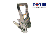 50mm 8T Long handle Ratchet Buckle