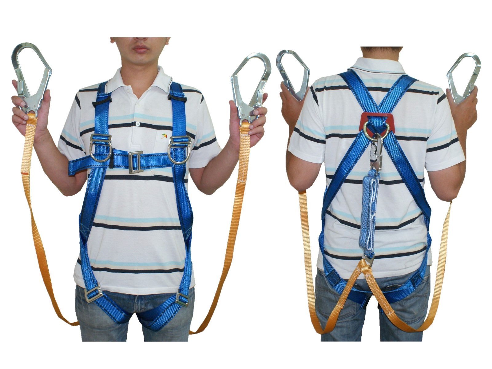 Fall Protection Safety Harness  Fall Protection Safety